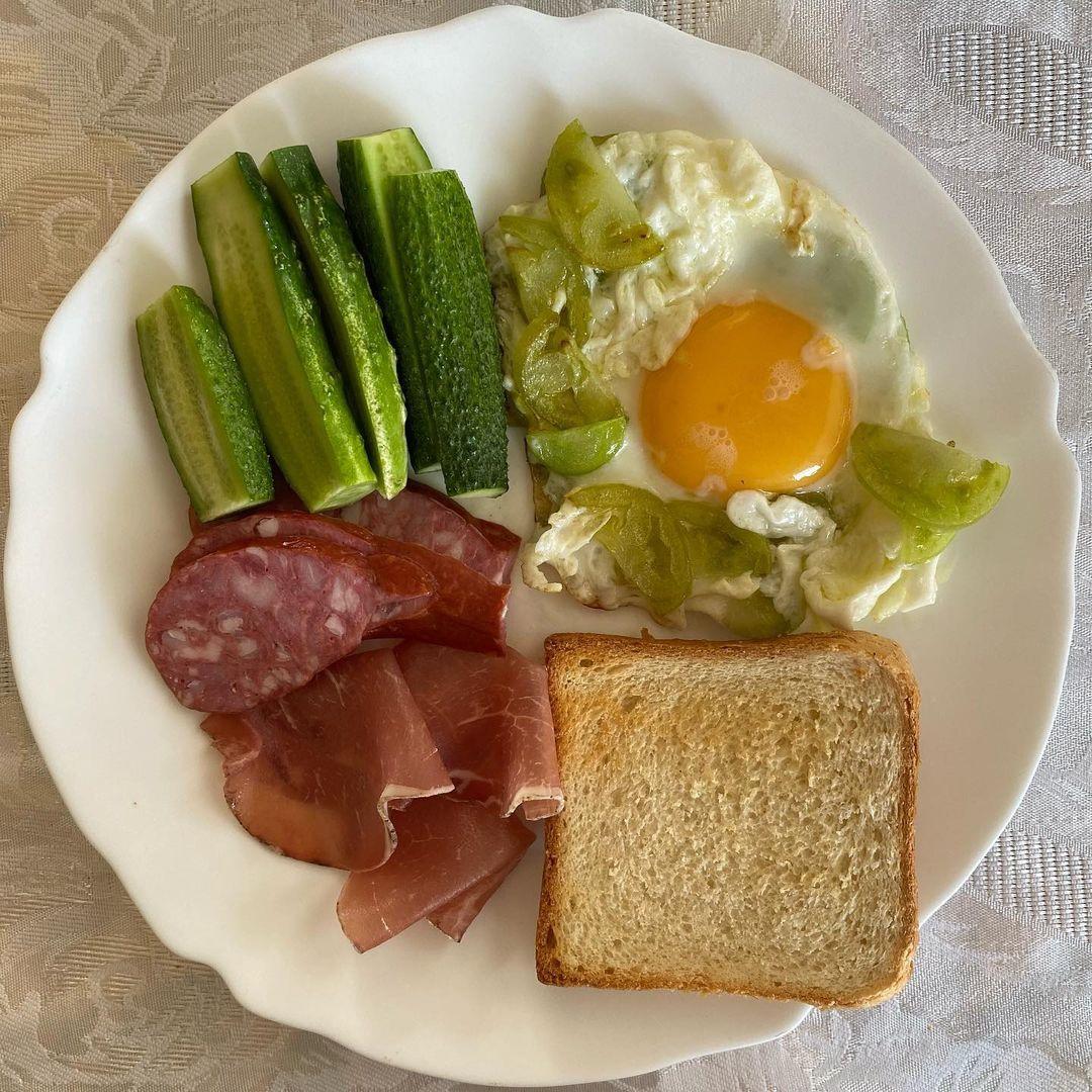 Разнообразные варианты завтраков для правильного питания