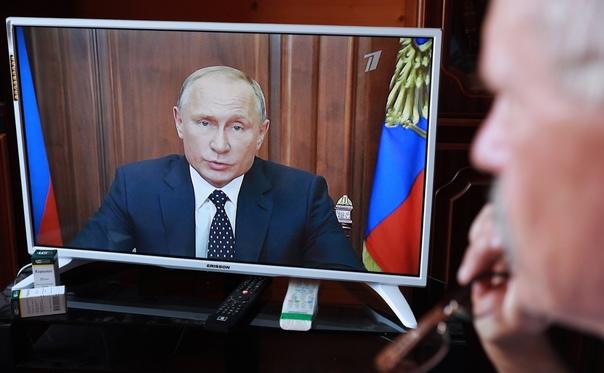 Путин объявил оплачиваемые нерабочие дни в России ...