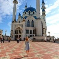 Фотография Виктории Матвеевой