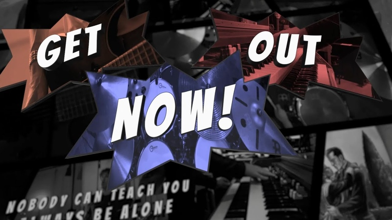 Ayreon - Get Out! Now! (feat. Dee Snider, Tommy Karevik Joe Satriani) (Official Lyric Video)
