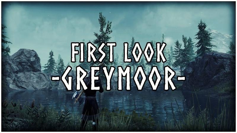 ESO Greymoor First look on Western Skyrim Zone Antiquities System Vampire Rework