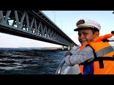 Boat trip Governor's bridge Volga river Ulyanovsk 2020 Mark Mirai official Music video
