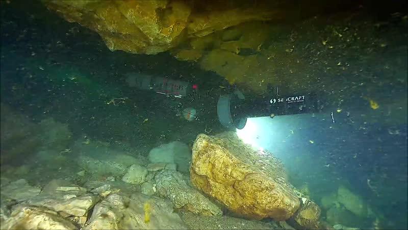 Подводные буксировщики SEACRAFT DPV Fontaine De Saint Gerorges