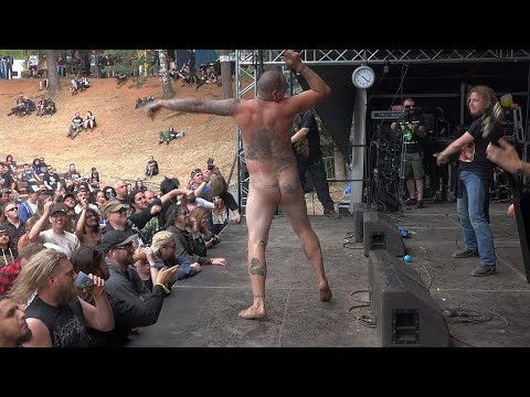 Sublime Cadaveric Decomposition @ Obscene Extreme 2019 4K video live