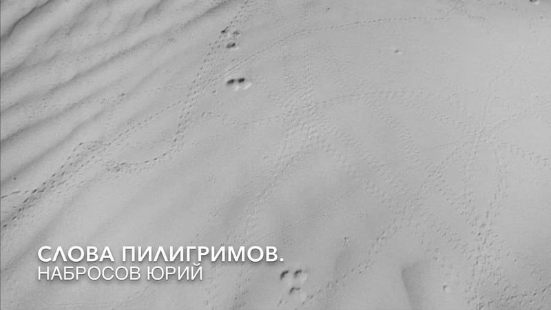 СЛОВА ПИЛИГРИМОВ приложение Юрий Набросов
