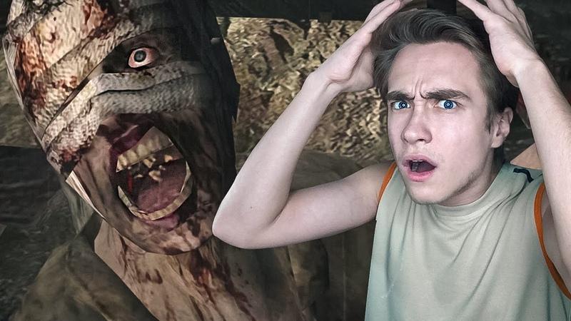 ДЕРЕВНЯ СОШЛА С УМА Resident Evil 4