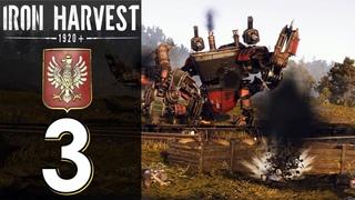 Прохождение Iron Harvest #3 - На помощь [Кампания Полании][HARD]