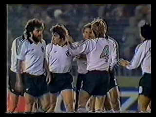 1982 FIFA World Cup Qualifiers - West Germany v. Bulgaria