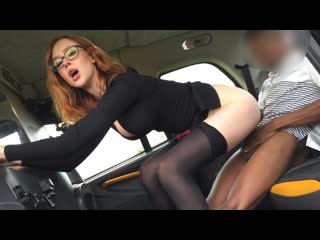 FakeTaxi Lenina Crowne - Lenina Crowne and a big black cock NewPorn2020