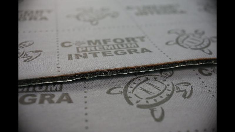 Comfort mat Integra Комфорт мат Интегра новинка в шумоизоляции 2018 2019