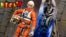 Star Wars Black Series Empire Strikes Back Snowspeeder LUKE SKYWALKER Figure Review