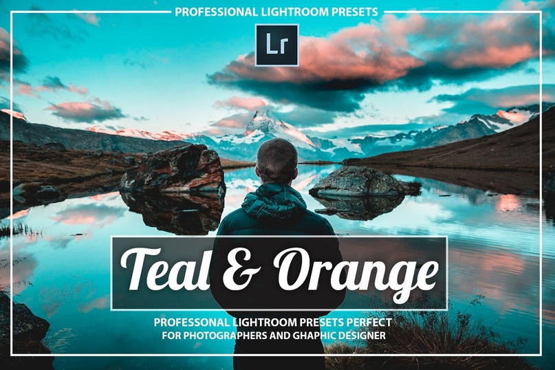 Orange and teal    Presets.zip