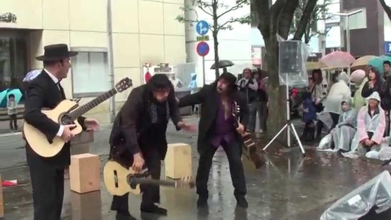 大道芸ワールドカップ in 静岡 2014 ロスト・ロコス!オーレ!