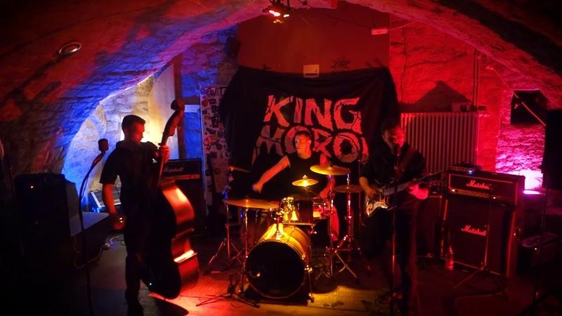 King Moroi live 12 04 2019 full set @Cafe Tikolor Erfurt