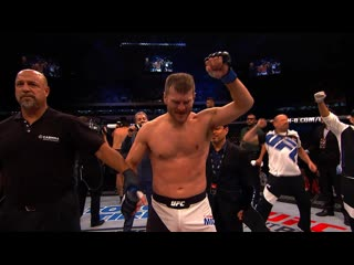 В этот день Стипе Миочич стал чемпионом UFC