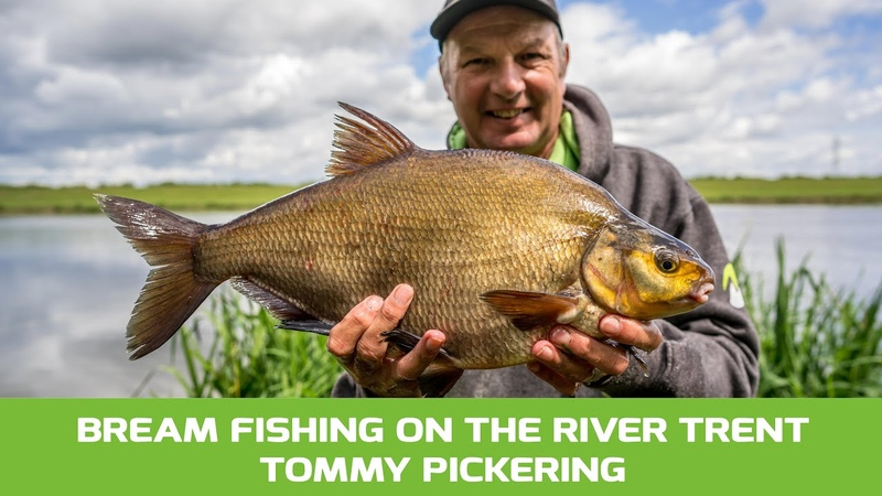 Maver Match Fishing TV Bream Fishing on the River Trent with Tommy Pickering