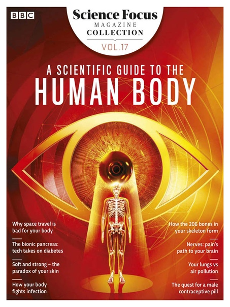 BBC Science Focus A Scientific Guide to the Human Body 2019