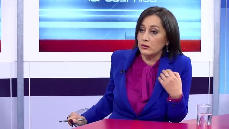 Ձեր թիմն է դուք ձեր խուլիգանները Անժելա Թովմասյան