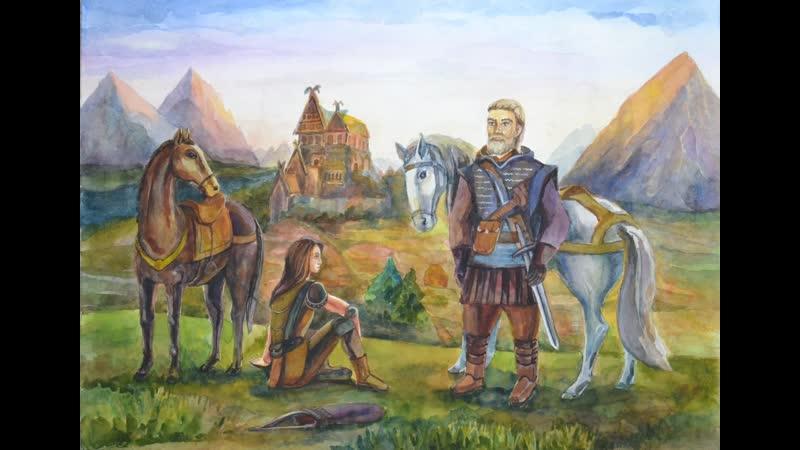 Ведяшкин Никита 15 лет Возвращение домой