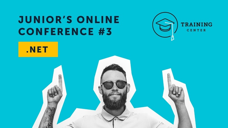Juniors Online Conference 3 - .NET
