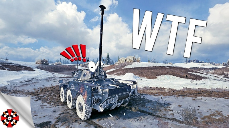 World of Tanks Funny Moments WTF MOMENTS 439 WoT glitches RNG