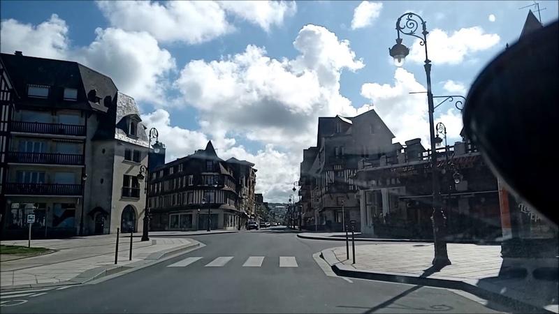Режим во Франции Курортный город вымер а рынки продолжают работать Странные французы