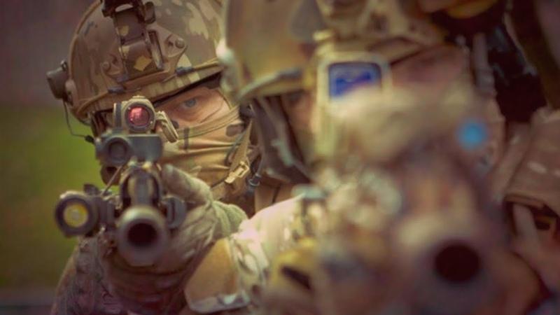 Спецназ Звучат Выстрелы Над Головами Душевная песня Spetsnaz Sound of Shots Over their Heads