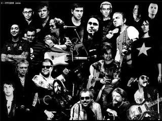 Старый любимый русский рок 2000-х гг