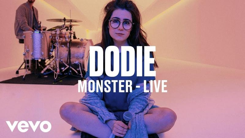 Dodie - Monster (Live) | Vevo DSCVR