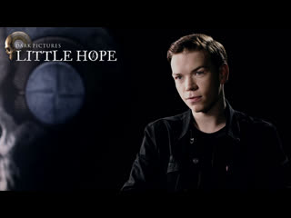 The Dark Pictures: Little Hope | Will Poulter Interview  Part 1 -PS4/X1/PC