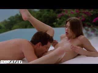 красивое нежное порно с Avery Cristy, Alberto Blanco. минет кунилингус нежный секс сперма в рот