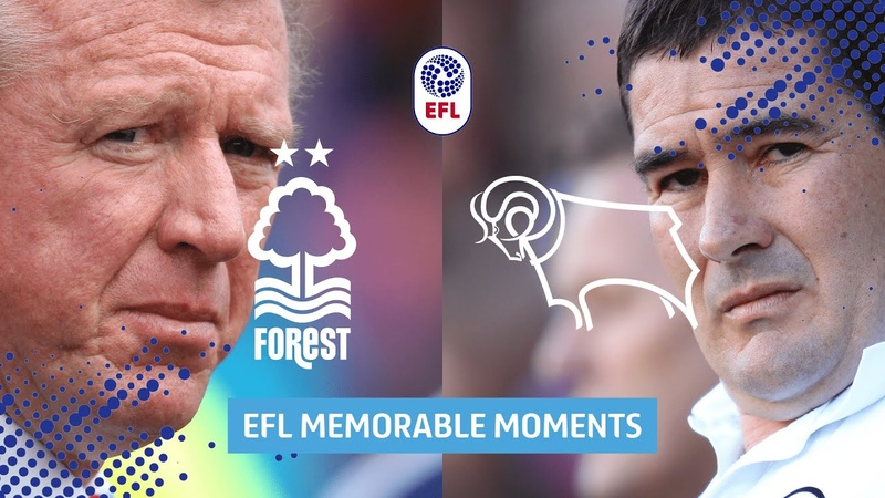 FULL GAME Memorable Nottingham Forest v Derby County clash