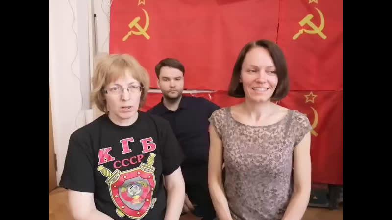 Зюганов ответил нашим