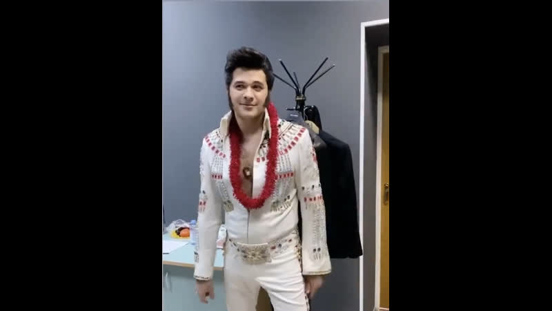28 02 21 EMIN Эмин Elvis Presley Точь в точь Пятый сезон Эфир от 28 02 2021