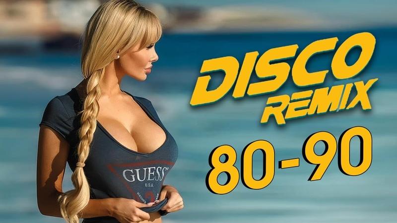 Classic Disco Dance Songs 80s 90s Megamix - Wonderful Eurodisco Dance Mix 70 80s 90s Legends Nonstop