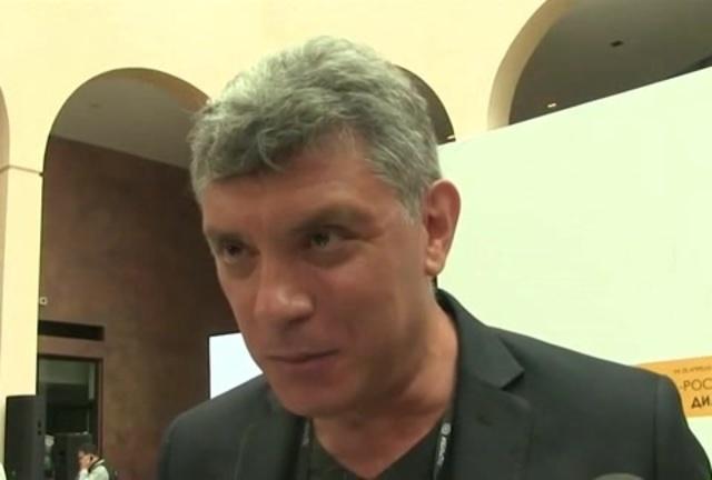Немцов и 4 выстрела в спину · coub коуб