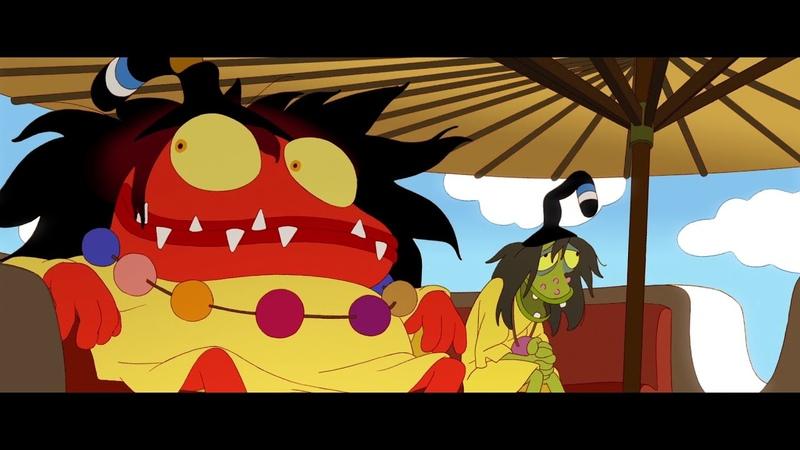 Sirocco et le Royaume des Courants d'Air Exclusive Trailer