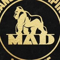 Логотип MAD MONKEYS CONCERT