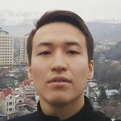Zhunisali, 23, Lenger