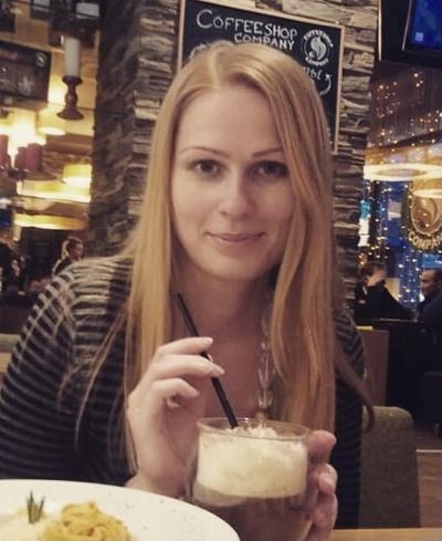 Женя Назарова