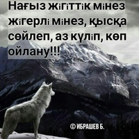 Нурсултан Батырбек