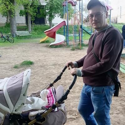 Леша, 29, Roslavl'