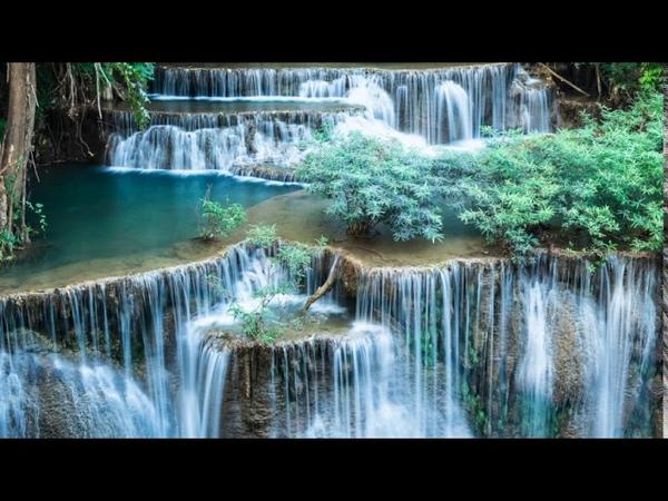 Ксиломедитация Очищение водой 3 водопада