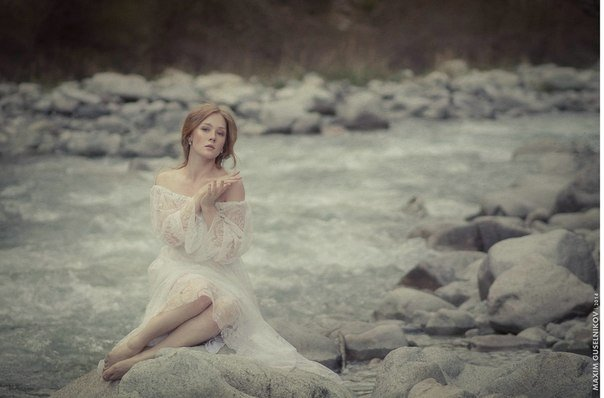 Спроси воду, что она чувствует и куда плывёт...