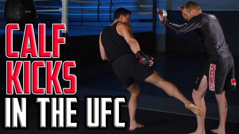 Why CALF KICKS have Become so Effective and Popular in the UFC MMA Episode 107