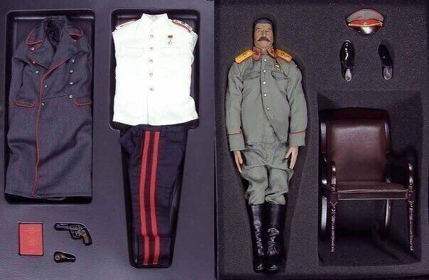 Сталина на такие игрушки нет