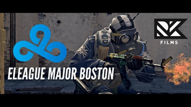 Cloud9 Eleague Major 2018 Champions