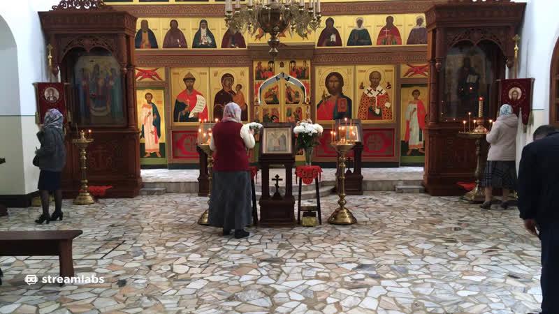 Перенесение мощей свт Николая из Мир Ликийских в Бари