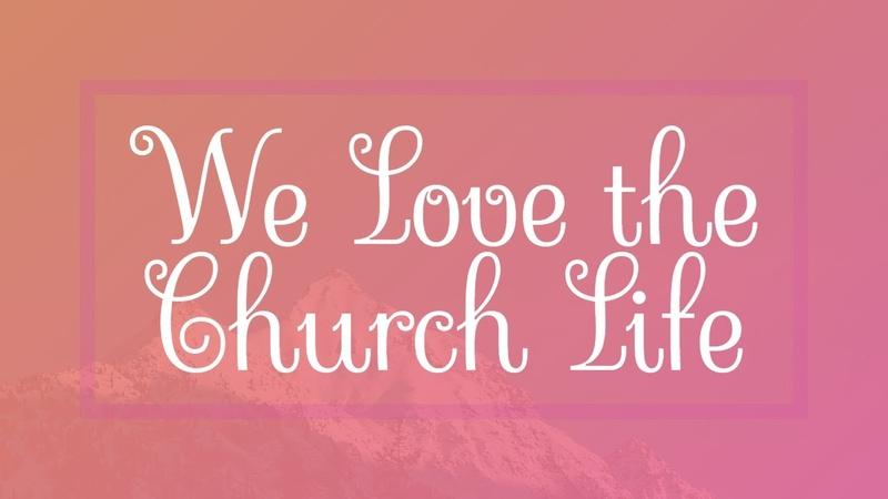 Hymns - We Love the Church Life