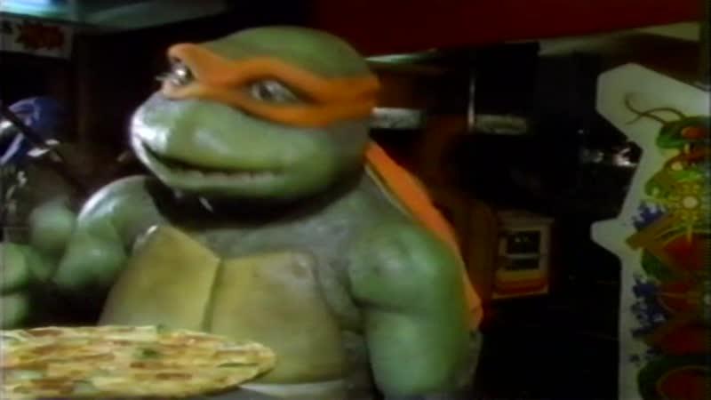 Hi Tek 3 Feat Ya Kid K Spin That Wheel Turtles Get Real 1990